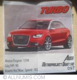 Image #1 of 097 - Audi Metroproject Quattro