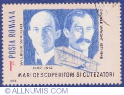 1 Leu - Wilbur Wright