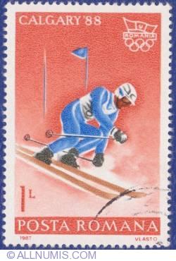 1 Leu - Slalom