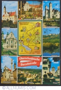 Upper Swabian Baroque Route (Oberschwäbische Barockstraße) (1992)