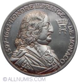 Imaginea #1 a Honoré II - Prinț de Monaco (1597-1662)