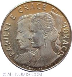 Imaginea #1 a Ranieri și Grace de Monaco