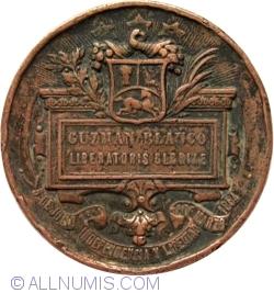 Imaginea #2 a Centenarul nașterii lui Bolivar