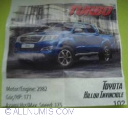 Image #1 of 102 - Toyota Hillux Invincible