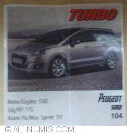 Image #2 of 104 - Peugeot 5008