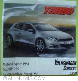 Image #1 of 109 - Volkswagen Scirocco