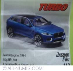 Image #1 of 110 - Jaguar C-X17