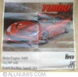 113 - Viper SRT