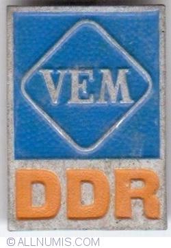 Image #1 of DDR - VEM