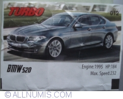 Image #1 of 012 - BMW 520