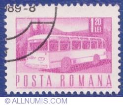 1.20 Lei - Postal omnibus