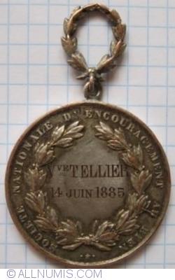 Image #1 of Medal Société d'Encouragement au Bien