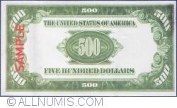 500 Dollars 1928