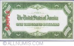 1000 Dollars 1928