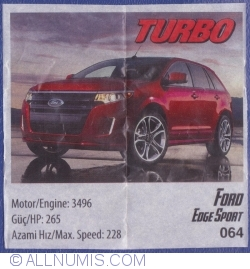 Image #1 of 064 - Ford Edge Sport