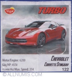 Image #1 of 122 - Chervolet Corvette Stingray