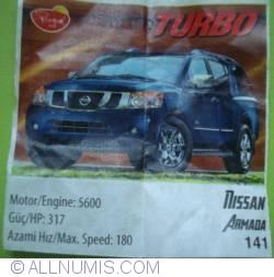 141 - Nissan Armada