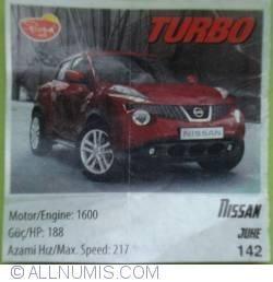 142 - Nissan Juke