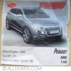 146 - Peugeot 4008