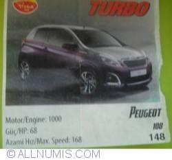 148 - Peugeot 108