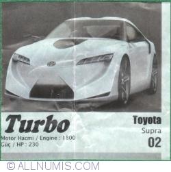 Imaginea #1 a 02 - Toyota Supra