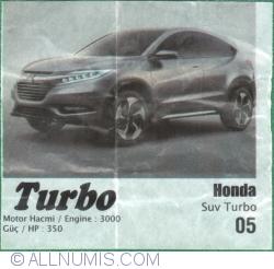 05 - Honda Suv Turbo
