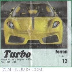 Imaginea #1 a 13 - Ferrari F-430