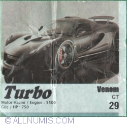 Image #1 of 29 - Venom GT