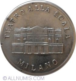Imaginea #1 a Teatrul Scala din Milano/ Giuseppe Verdi