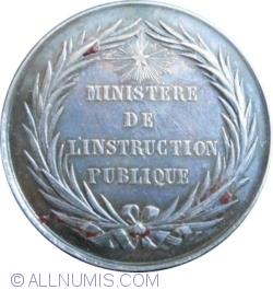 Image #1 of Ministry of Education -  Office administration schools (Ministère de l'Instruction Publique - Bureau d'administration des lycées)
