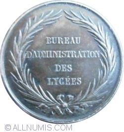 Image #2 of Ministry of Education -  Office administration schools (Ministère de l'Instruction Publique - Bureau d'administration des lycées)