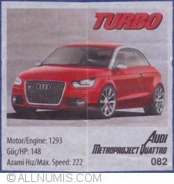 Image #1 of 082 - Audi Metroproject Quattro