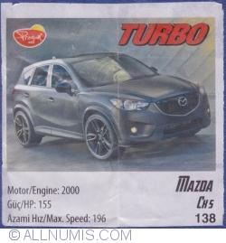 Image #1 of 138 - Mazda CX5