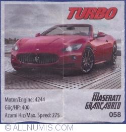 Imaginea #1 a 058 - Maserati Grancabrio