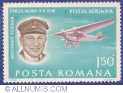 1.50 Lei - Anthony Fokker