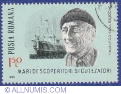 1.50 Lei - Jacques Yves Cousteau