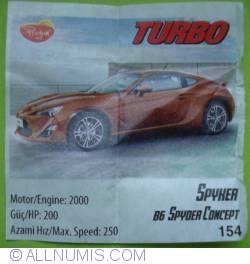 Image #1 of 154 - Spyker B6 Spyder Concept