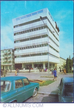 "Image #1 of Pitești - Department store ""Trivale"" (1972)"