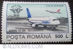 Imaginea #1 a 500 Lei - Boeing 737