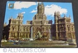 Madrid -  Plaza de Cibeles (1983)