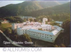 Image #1 of Bistrița - Vâlcea Monastery - Overview