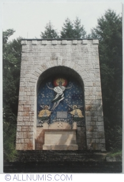 Image #1 of Mausoleum of Octavian Goga and Veturia Goga