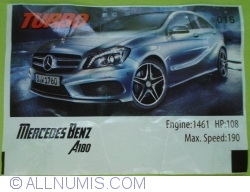 Image #1 of 016 - Mercedes Benz A180