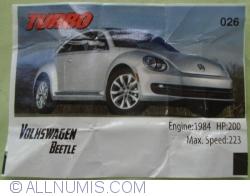 026 - Volkswagen Beetle