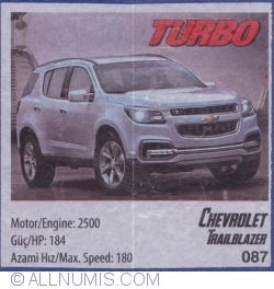 Image #1 of 087 - Chevrolet Trailblazer