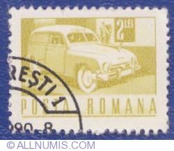 2 Lei - Postbox collection service