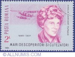 Imaginea #1 a 2 Lei - Amelia Earhart Putman (1898-1937)