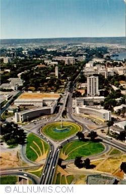 Image #1 of Abidjan - Aerial view