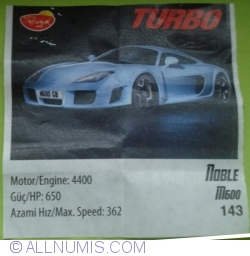 Image #1 of 143 - Noble M600