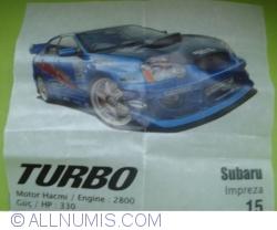 Image #1 of 15 - Subaru Impreza